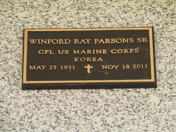 Winford Ray Parsons, Sr