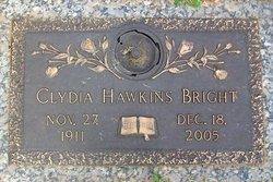 Clydia Bright Alverson <i>Hawkins</i> Anderson