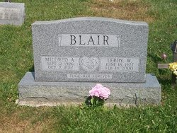 Mildred A. <i>Hoover</i> Blair