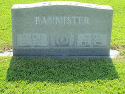 Maudie Ezell <i>Logan</i> Bannister
