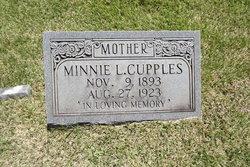 Minnie L Cupples