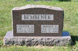 Bernice E <i>Check</i> Bembenek