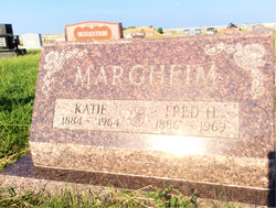 Fredinand Herman Margheim