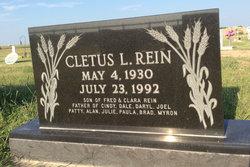 Cletus L Rein