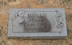 Betty Lou Adaway