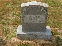 Emma Gray <i>Shackelford</i> Wright