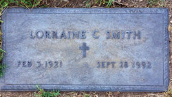 Lorraine C Smith