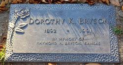 Dorothy K Bryson