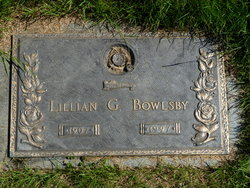 Lillian G Bowlsby