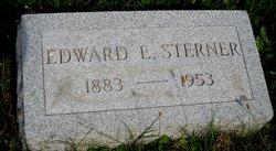 Edward E Sterner