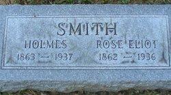 Rose Greenleaf <i>Eliot</i> Smith