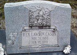 Rex Lawton Cason