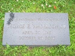 George E. Anderson, Sr