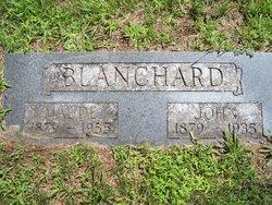 Maude Blanchard