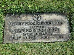 Albert Fook Cheong Fong