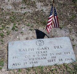 PFC Ralph Gary Till