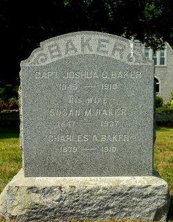 Susan M. <i>Davis</i> Baker