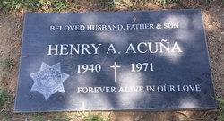 Henry Acuna