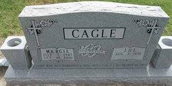 Margie Lee <i>Ross</i> Cagle