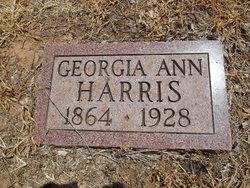 Georgia Ann Harris