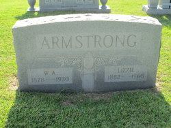 W A Armstrong