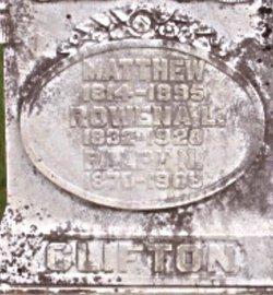 Ralph Nelson Clifton