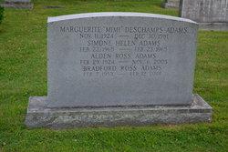 Marguerite Mimi <i>Deschamps</i> Adams