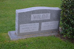 Emily <i>Rodney</i> Wildt