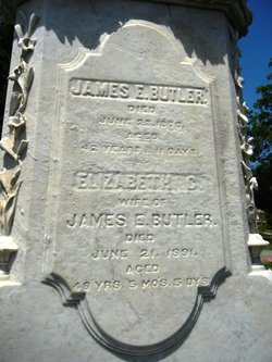 Elizabeth C <i>Smith</i> Butler