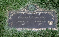 Virginia Fae <i>Phillips</i> Armstrong
