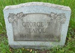 George Washington Teapole