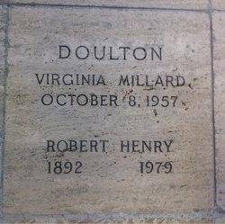 Robert Henry Doulton