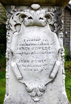James Fowle, Sr