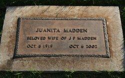 Mabel Juanita <i>Chesteen</i> Madden