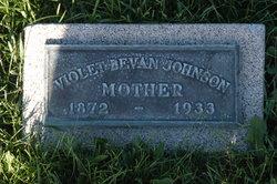 Violet Jane <i>Bevan</i> Johnson