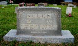 Claiborne Douse Allen