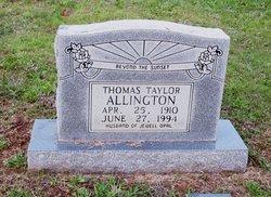 Thomas Taylor Allington