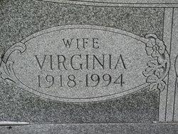 Virginia <i>Miller</i> Gloyeske
