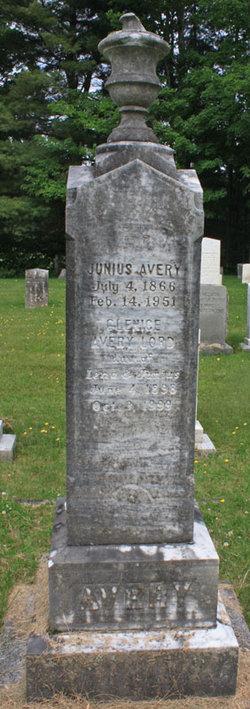 Junius Avery