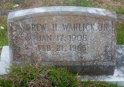 Andrew H. Warlick, Jr