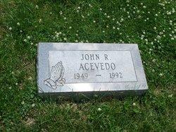 John R Acevedo, Jr
