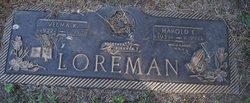 Velma C <i>Shoemaker</i> Loreman
