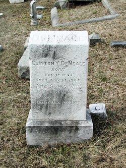 Clinton Y. DeNeale