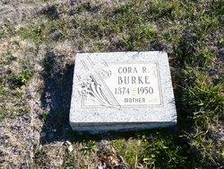 Cora R Burke