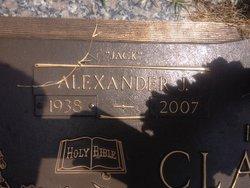 Alexander Jackson Claunch