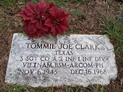 Tommie Joe Clark