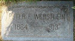 Peter F. Werstlein