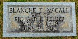 Blanche <i>McCall</i> Felder