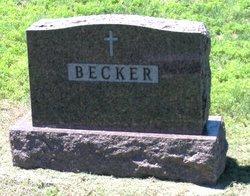 Anna <i>Meyer</i> Becker
