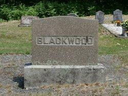 Addie M <i>Stevens</i> Blackwood